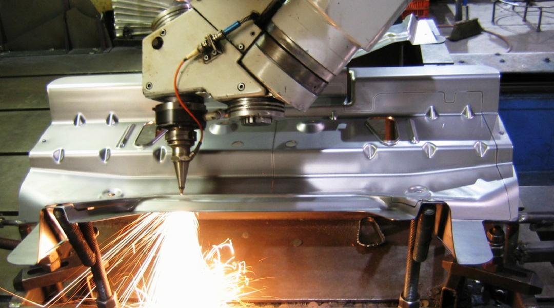 CNC LASER CUTTING OF METAL SHEETS | Lotus FRP Industries